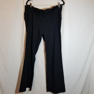 Motherhood Maternity black dress pants